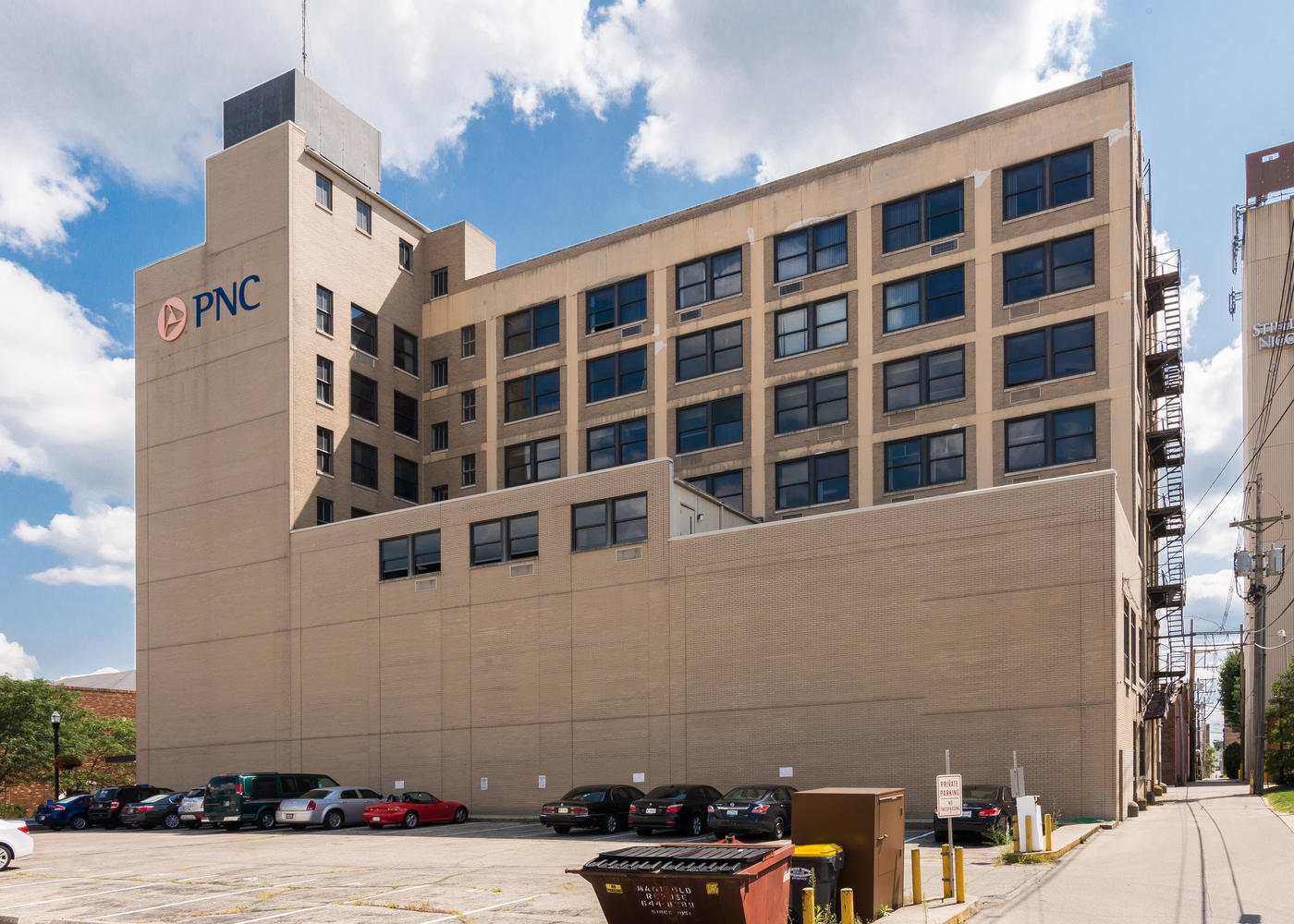 Anderson, IN - The PNC Building